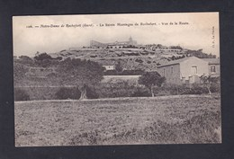 Vente Immediate Notre Dame De Rochefort - Sainte Montagne De Rochefort Vue De La Route - Rochefort-du-Gard