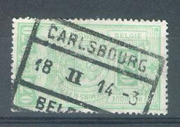 """BELGIE - TR 242 - Cachet  """"CARLSBOURG - BELGIQUE"""" - (ref. 16.383) - 1923-1941"""