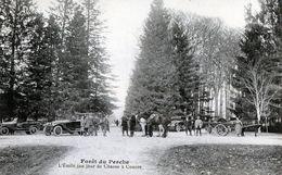 Forêt Du Perche - L'Etoile Un Jour De Chasse à Courre - 4P7b - Sin Clasificación