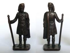 Metal Schotten - Ecossais :  SCOZZESE 4 RP 1482 PATENT Brüniert 40 Mm - Figurines En Métal