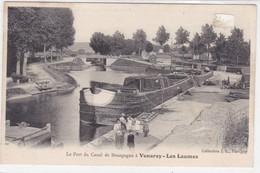 Côte-d'Or - Venarey-les-Laumes - Le Port Du Canal De Bourgogne - Venarey Les Laumes