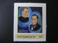 PM 8013238- Gruber Und Mohr, Stille Nacht Heilige Nacht Postfrisch - Personalisierte Briefmarken