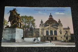 2747 - Frankfurt A. Main, Bismarckdenkmal - 1919 - Frankfurt A. Main