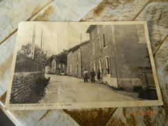 Carte Postale  Isère St Claire De Galaure Poste Animée - Other Municipalities