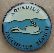 AQUARIUS TAUCHCLUB ZÜRICH - CLUB DE PLONGEE ZURICH - SUISSE - SCHWEIZ - SWISS  -    (19) - Diving