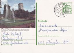 "BPK Bund P 134 I ""Bexbach"" Gelaufen Ab Grossalmerode (ak0863) - [7] Federal Republic"
