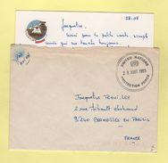 Protection Force - United Nations - Sarajevo - DETAIR SP 71056 - Voir Texte - Marcophilie (Lettres)