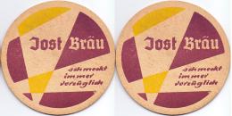 #D171-063 Viltje Jost Brâu - Sous-bocks