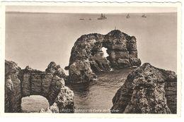 Lagos - Rochedos Da Ponta Da Piedade - Photo Card - Ediçao Mercearia Santos E Da Papelaria Paula - Faro