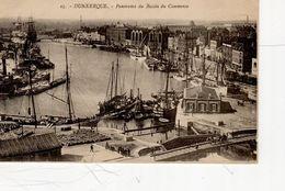 """Dunkerque Panorama Du Bassin Du Comerce ( Pont , écluse """"la Belle Inutile"""" Quai De La Citadelle , Bateau... - Dunkerque"""