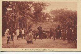 Danse Du Grand Fétiche, Côte D'Ivoire (001472) - Elfenbeinküste