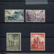 482485136 LUXEMBURG 1953  O GEBRUIKT YVERT 471 472 473 474 - Luxemburgo