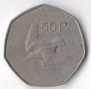 Ireland 1970 50p (1) [C638/2D] - Ireland