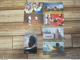 """7 Telecartes / Phonecards """""""" Falklands Islands  """"""""  Lot 3 - Falkland Islands"""