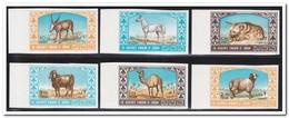 Jordanië 1967, Postfris MNH, Animals - Jordanië