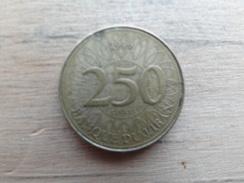 Liban  250  Livres  1996  Km 36 - Liban