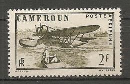 CAMEROUN - PA  Yv. N° 4  *  2f    Cote 0,5 Euro  BE 2 Scans - Cameroun (1915-1959)
