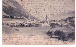 Albeuve - Panorama? - FR Fribourg