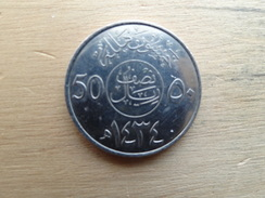 Arabie Saoudite  50 Halala  1434    Km 68 - Arabie Saoudite