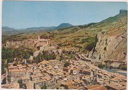 04,ALPES DE HAUTE PROVENCE,SISTERON,VUE AERIENNE - Sisteron
