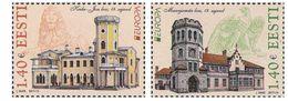 Estonia Estland Estonie 2017. Europa - CEPT. Europa 2017. Castles. MNH** - Europa-CEPT