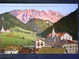 TRENTINO ALTO ADIGE -BOLZANO -SELVA WOLKENSTEIN GARDENA -F.P. LOTTO N°611 - Bolzano (Bozen)