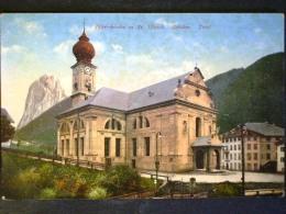 TRENTINO ALTO ADIGE -BOLZANO -ORTISEI GARDENA -F.P. LOTTO N°611 - Bolzano (Bozen)