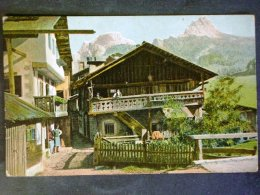 TRENTINO ALTO ADIGE -BOLZANO -SELVA WOLKENDTEIN GARDENA -F.P. LOTTO N°611 - Bolzano (Bozen)