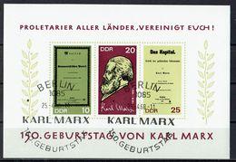 DDR 1968 // Michel Block 27 O (9983) - Blocs