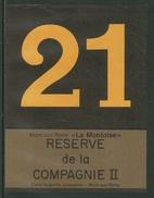 Rare // Etiquette // Mont-sur-Rolle, Réserve De  La Compagnie II, Auguste Chevalley, Mont-sur-Rolle, Vaud,Suisse - Militaire