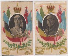 Image - Noblesse - S. M. Le Roi Leopold Albert 1er Et La Reine Elisabeth. - Famous People