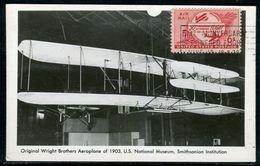 Etats Unis - Carte Maximum - Aviation - Maximumkarten (MC)