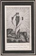 Van Den Bogaert Maria Helena Echtgenote Van Den Bosch, Antwerpen, ° 1802   + 1868 - Images Religieuses