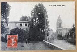Joze (Puy-de-Dôme) - La Mairie Et L'Eglise - France