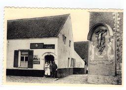 Keerbergen  Ruette Près De L'Eglise - Straatje Langs De Kerk - Keerbergen