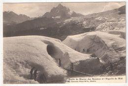74 - Grotte Du Glacier Des Bossons Et L'Aiguille Du Midi - CF 7186 - Non Classés