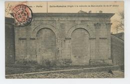 LANGRES - Porte Gallo Romaine - Langres