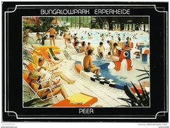 "PEER - Bungalowpark ""Erperheide"" - Oblitération De 1988 - Peer"