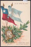 Fiesta Del 25 De Mayo De 1903 : Banderas (14'734) - Argentine