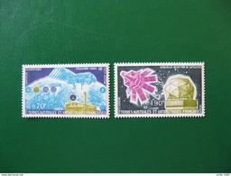 TAAF YVERT POSTE AERIENNE N° 51/52 - TIMBRES NEUFS** LUXE - MNH - SERIE COMPLETE - COTE 3,55 EUROS - Terres Australes Et Antarctiques Françaises (TAAF)