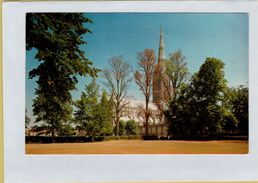 142451 Salisbury Cathedral Manca Francobollo - Inghilterra