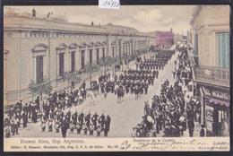 Buenos Aires (ca 1903) : Bomberos De La Capital (14'738) - Argentine