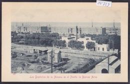 Buenos Aires (ca 1903) : Los Depositos De La Aduana En El Puerto (14'739) - Argentine