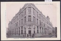 Recuerdo De Buenos Aires (ca 1900) : Edificio Central Del Correo (14'743) - Argentine