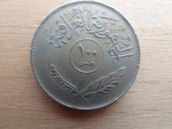 Irak  100 Fils  1975  Km 129 - Iraq