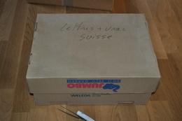 Gros Carton De Lettres Et De Vrac Suisse, Période Récente - Lots & Kiloware (max. 999 Stück)