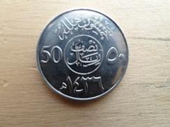 Arabie Saoudite  50 Halala  1436    Km 68 - Arabie Saoudite