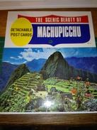 142465 COFANETTO SOUVENIR 6 CARTOLINE MACHUPICCHU - Perù