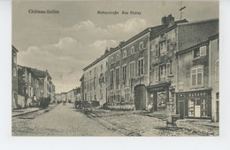 CHATEAU SALINS - Rue Blahay - Chateau Salins
