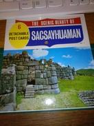 142467 COFANETTO SOUVENIR 6 CARTOLINE  SACSAYHUAMAN - Perù